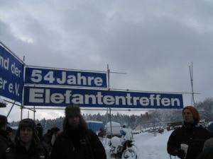 Pořádně zasněžený Elefanti 2010