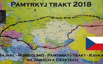 Pamyrskyj Trakt 2018 na Jawě a ČZ